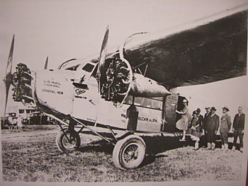 Fokker Airplane