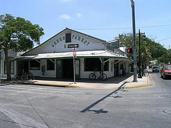 Green Parrot Bar | Key West